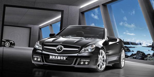 Mercedes SL Brabus