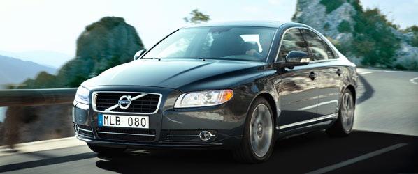 Volvo 2.5 flexifuel