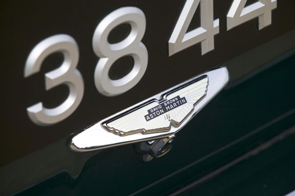 Aston Martin DB MK II