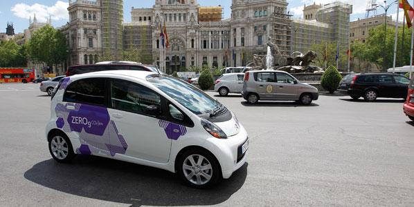Circularán 2.000 eléctricos en España en 2010
