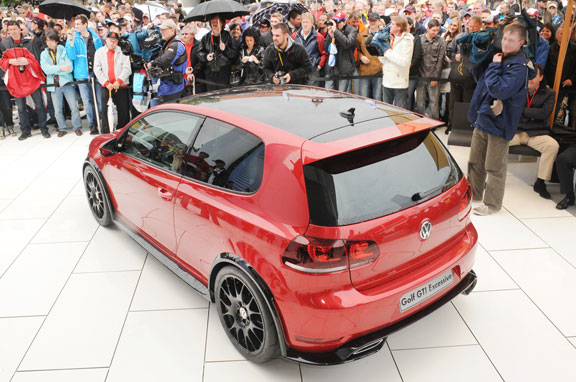 Nuevos VW Golf GTI Adidas y Excessive