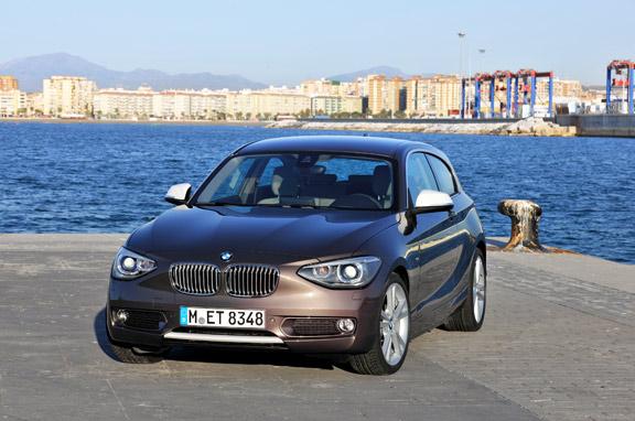 Nuevo BMW Serie 1 de 3 puertas