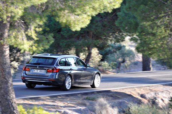 Nuevo BMW Serie 3 Touring