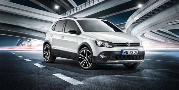 Volkswagen Cross Polo Urban White