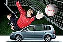 Mundial de Fútbol: Hyundai juega contra VW