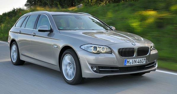 BMW Serie 5 Touring, llega la cuarta generación