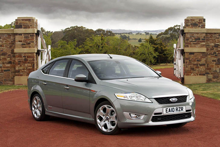Ford Mondeo EcoBoost 2.0  203 CV