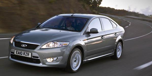 Nuevas mecánicas más eficientes para el Ford Mondeo
