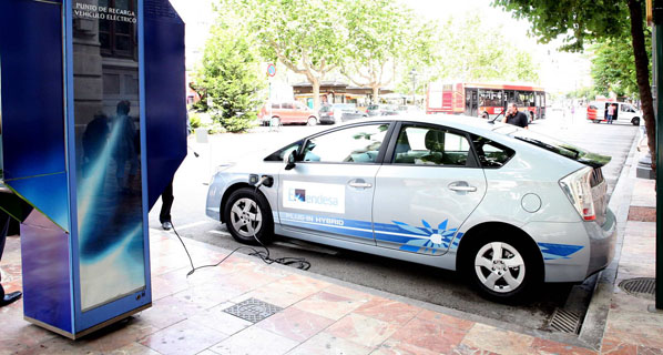 Navarra subvencionará la adquisición de vehículos eléctricos