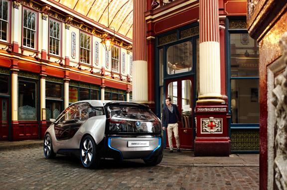 BMW i3, el eléctrico urbano
