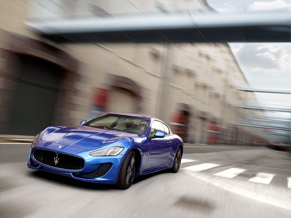 Maserati GranTurismo Sport el contacto