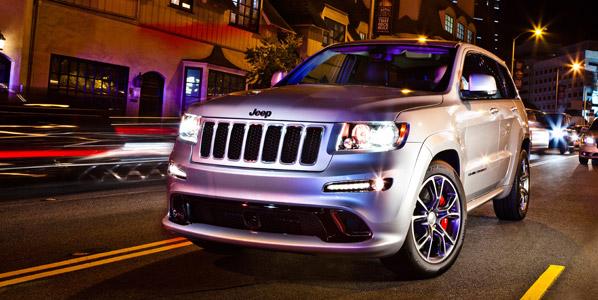 Jeep lanzará tres nuevos SUVs en Europa