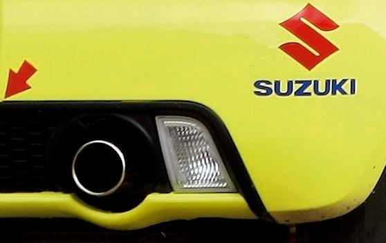 Suzuki Swift 1.6 Copa detalles