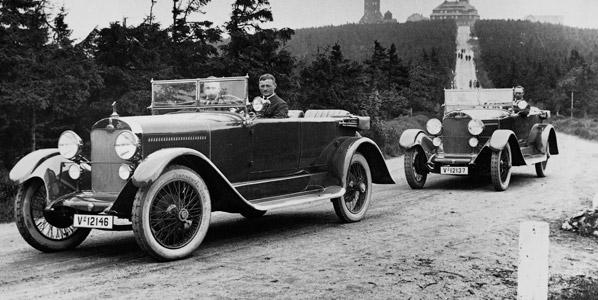 Audi, 100 años de éxitos