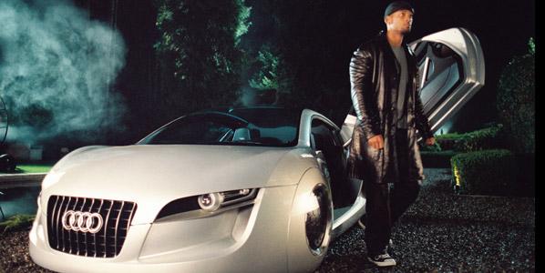 Audi, estrella del cine moderno