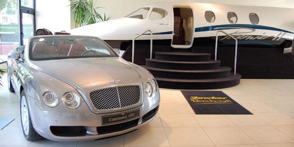 Bentley de celebraciones