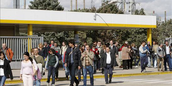 Figueruelas: no al recorte de empleo
