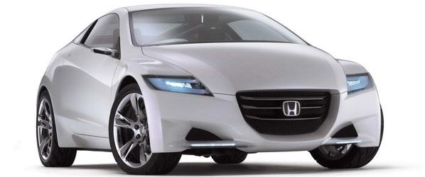 Honda CR-Z Hybrid, llegará en 2010