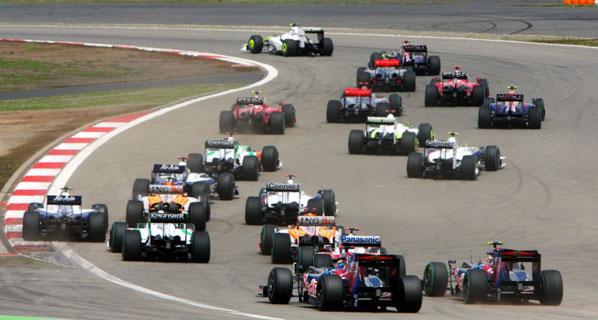 F1: La carrera de Alonso en Nurburgring
