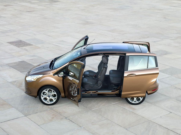 Ford B-Max sus precios