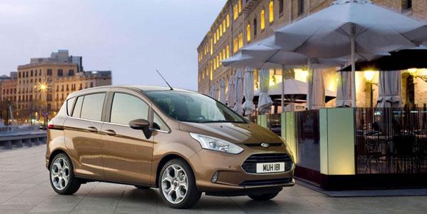Ford B-Max, precios para España