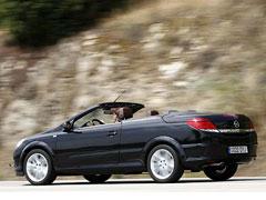 Opel Astra Twin Top 1.9 CDTi