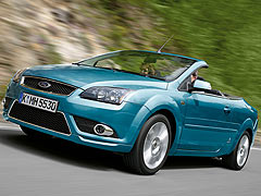 Ford Focus Coupé Cabriolet