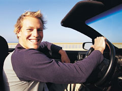''Toque de queda'' para los conductores noveles