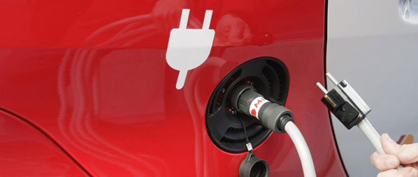 Los eléctricos podrán repostar en gasolineras