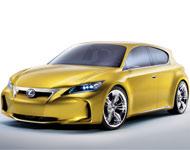 Lexus LF – Ch Concept