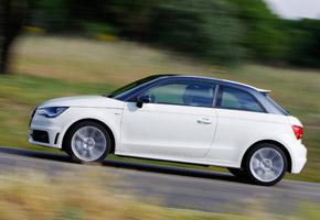 Audi A1 TFSi/185 S-Tronic