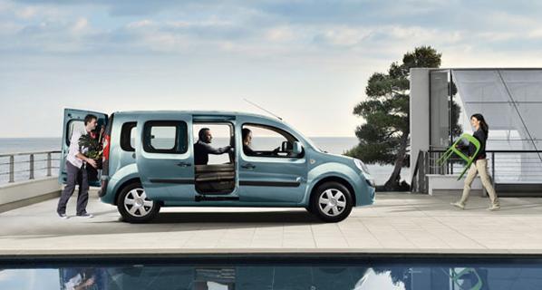 Renault Kangoo Z.E., comienza la venta