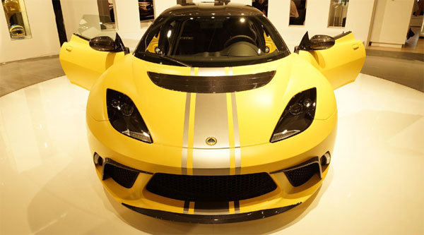 Novedades Lotus Frankfurt 2011