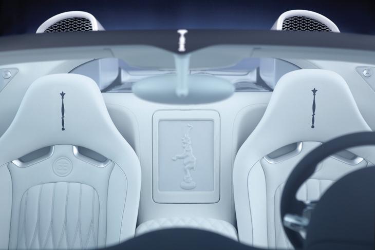 Bugatti Veyron Grand Sport L'Or Blanc.