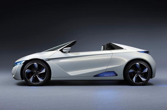 Honda en el Salón de París 2012
