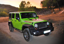 Jeep Wrangler Mountain, el 4x4 en estado puro