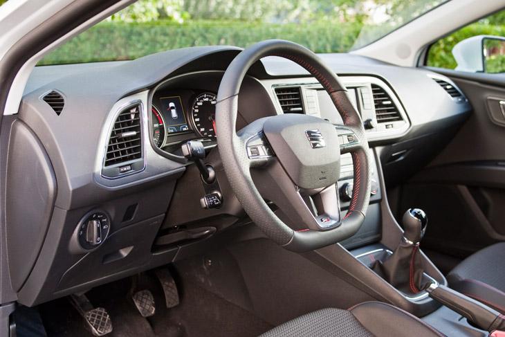 Seat León, lo conducimos