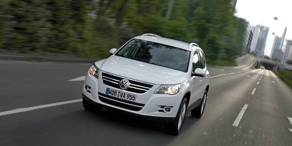 Volkswagen Tiguan: más potencia Diesel
