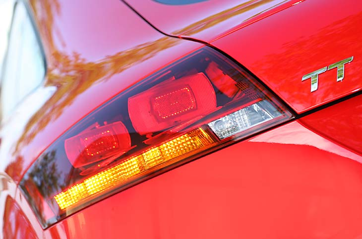 Audi TT TDI detalles