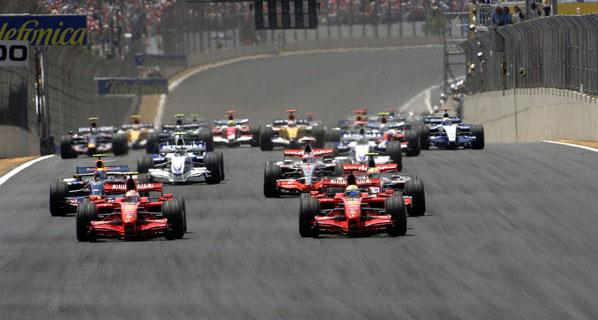 F1: Previo del GP de Brasil de 2009