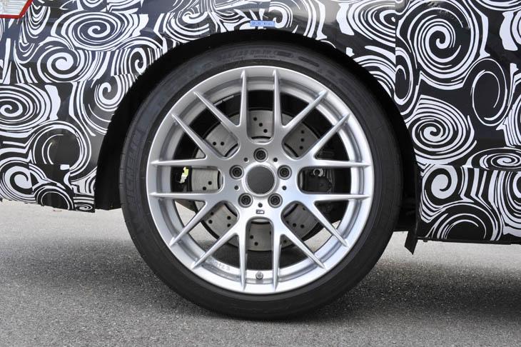 BMW M1.