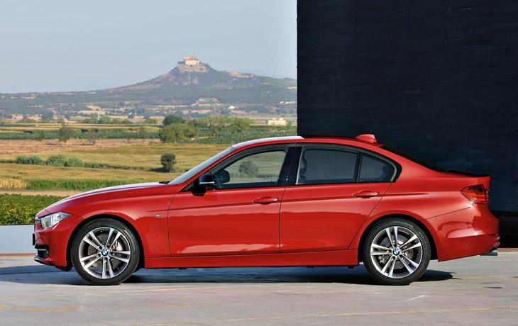 BMW Serie 3 Generación VI