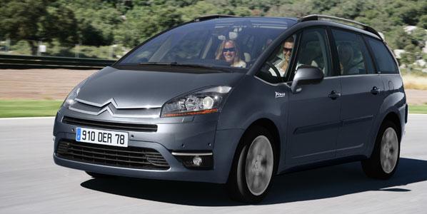 Citroën Grand C4 Picasso First, por 14.540 euros