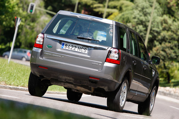 Land Rover Freelander eD4 4x2