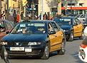 El GPS llega a los taxis catalanes