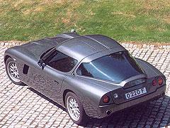 Bristol Fighter T: el coche más potente del mundo