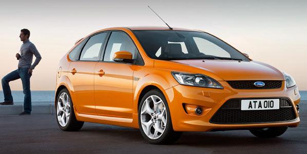 Nueva imagen para el Ford Focus