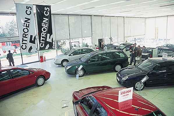 El Impuesto Verde perjudicará las ventas de 2007