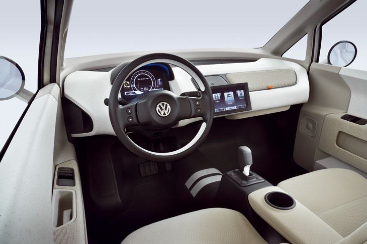 Volkswagen Space Up E-Version