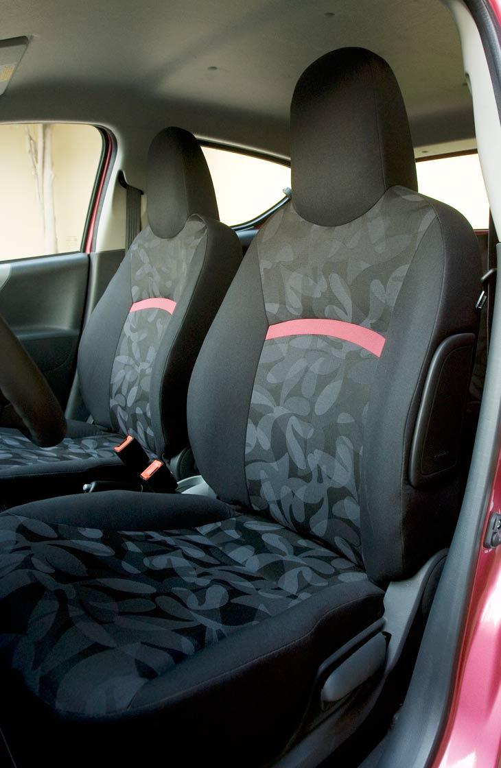 Suzuki Alto detalles
